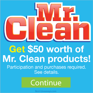 Mr. Clean Offer