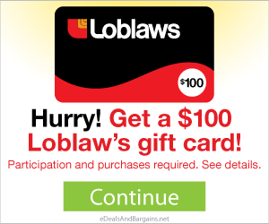 Loblaws Gift Card
